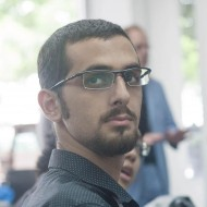 Reza Roustaei Khoshkbijari (AR13)