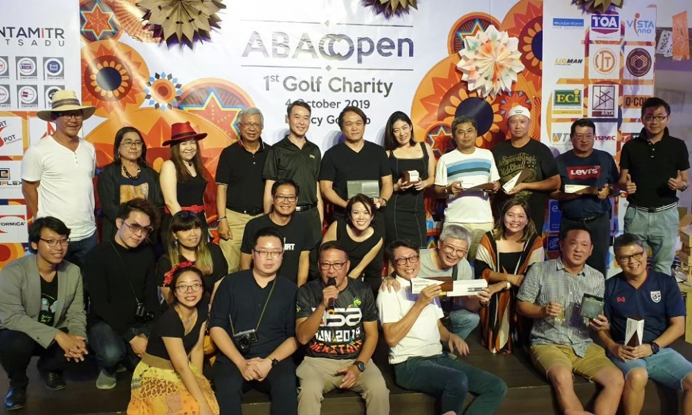 ABAC OPEN: 1st Golf Charity