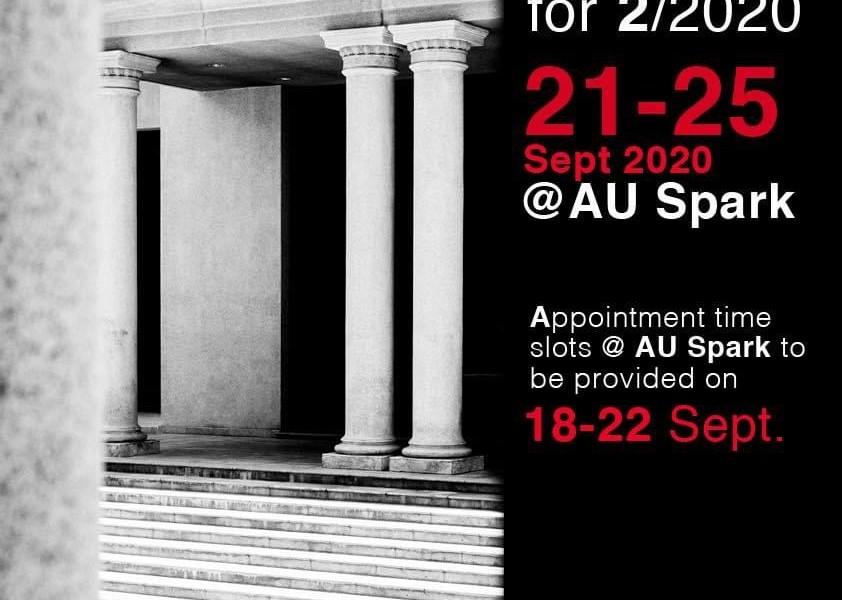 AAU Advising for 2/2020