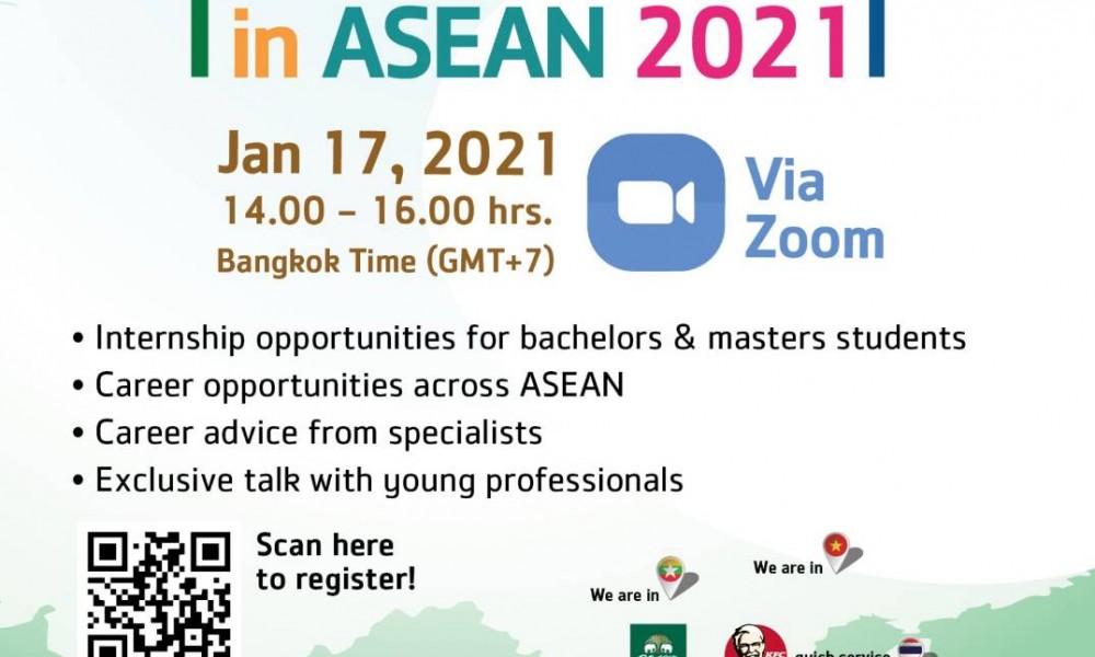 Career Journey in ASEAN 2021 by ThaiBev